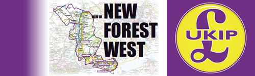 UKIP - New Forest West, Paul Bailey